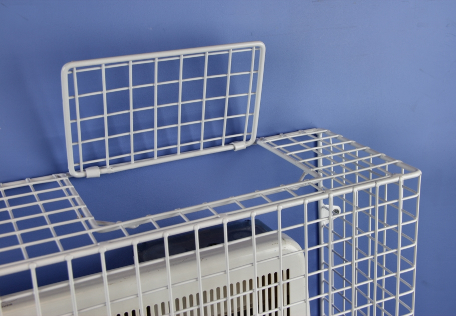 Aiano wiremesh storage heater guards
