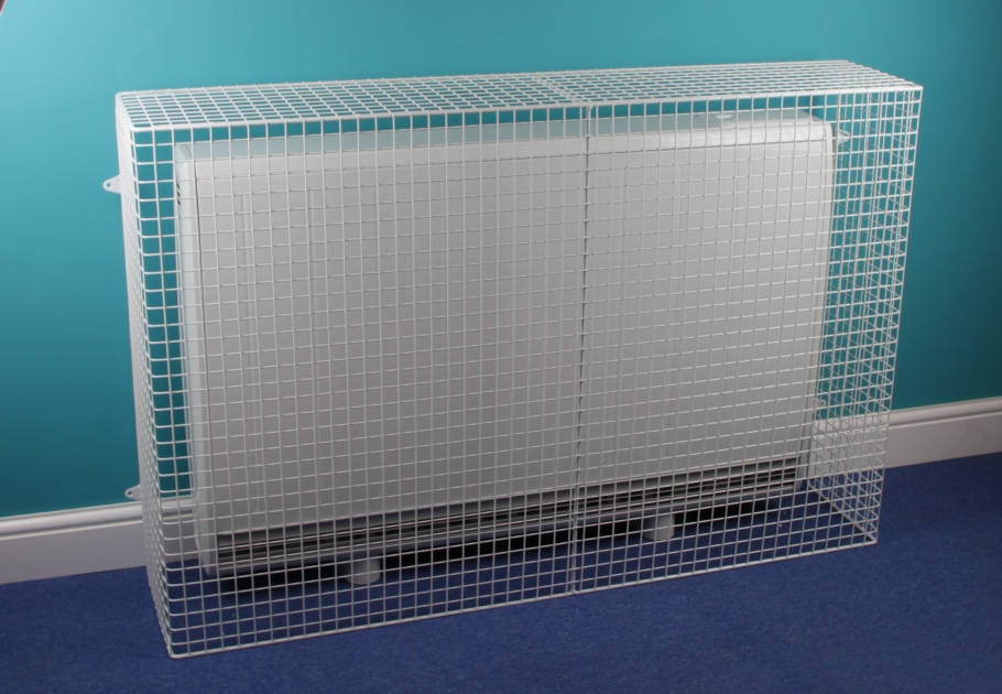 Aiano wire mesh storage heater guards