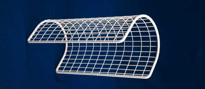 AIANO Classic 1ft single tubular heater guard