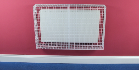 Aiano radiator guards for Dimplex Q-Rad heaters