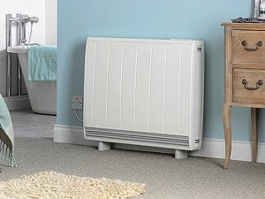 The Quantum range of electric heaters makes use of modern technology to reduce energy bills