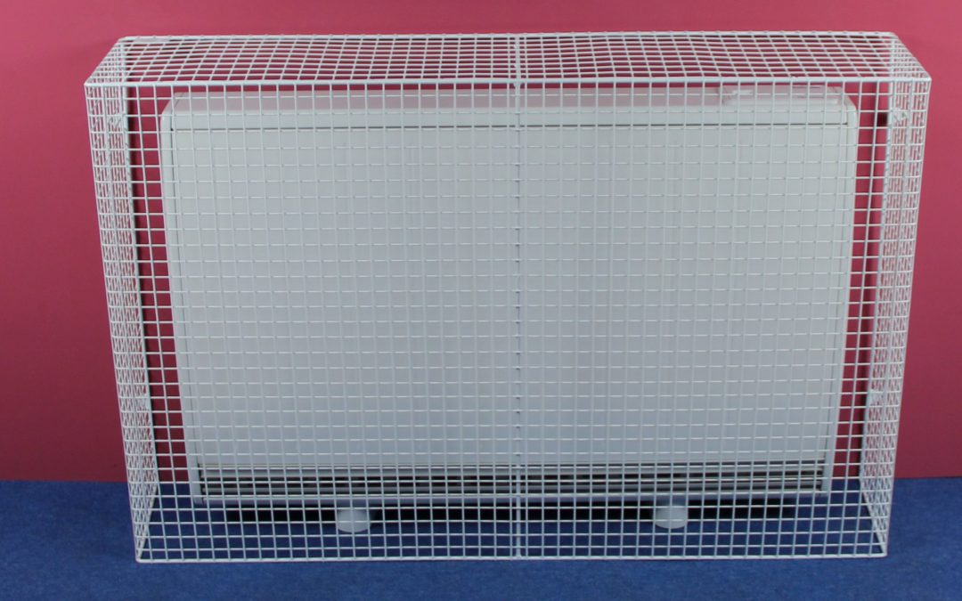 Aiano Wire Mesh Guards For Dimplex Quantum Electric Storage Heaters
