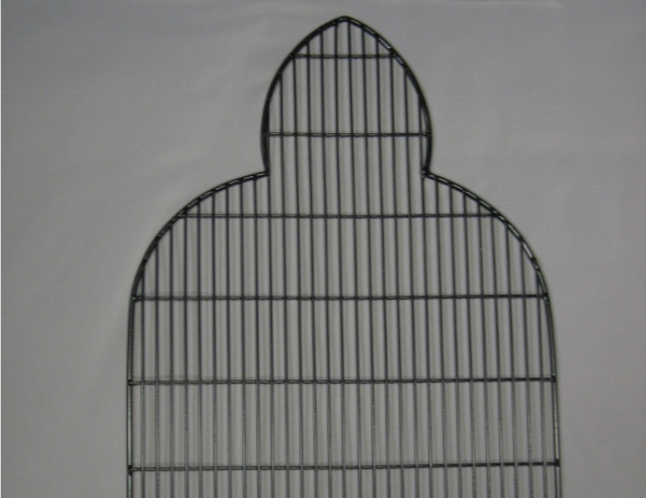 Aiano stainless steel weld mesh window guard