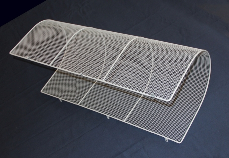 AIANO decoratative wire mesh flue guards made of fine mesh