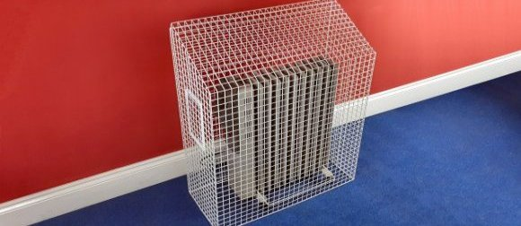 Wire guards for portable heaters with stabilizers – Westgate Healthcare