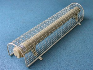 AIANO tubular heater guards for non-thermostatic heaters with Thermotube TH2H