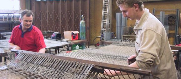 AIANO – crafting woven mesh window guards for 157 years