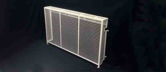 AIANO Heavy Duty radiator guards for demanding environments