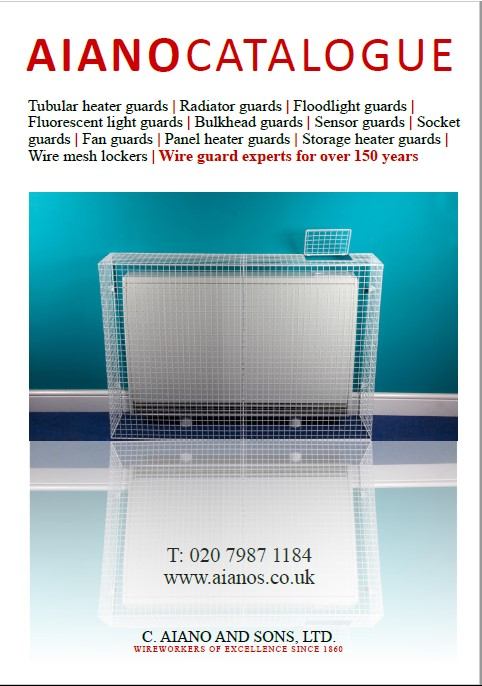 Wire mesh products | Aiano manufacturing in UK since 1860