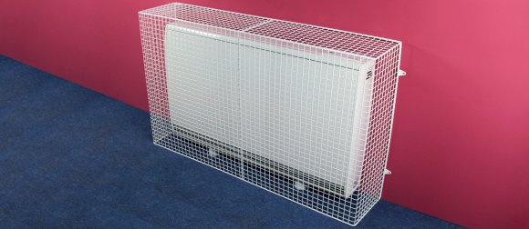 Aiano wire mesh guards for Dimplex Quantum electric heaters