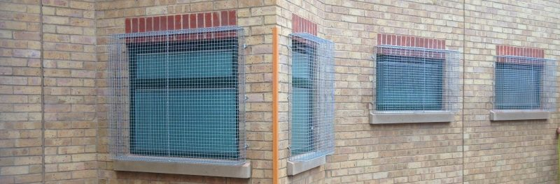 Create Service - AIANO external window guards
