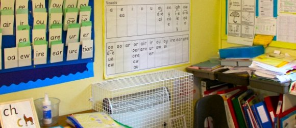AIANO wire mesh heater guards for Dollis Junior School
