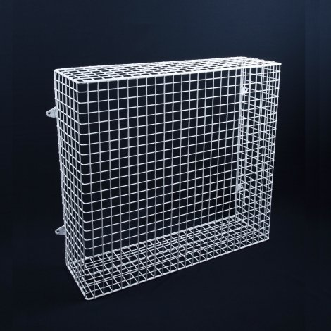 Aiano PH500 panel heater guard – wall mounted
