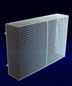 XLE150-AIA heater guard