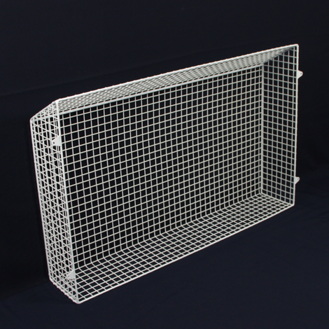 PH2000 ST heater guard back view