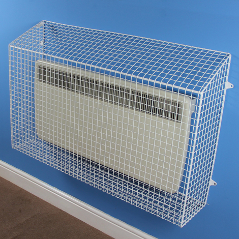 PH3000 ST heater guard installed view