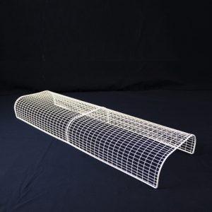 STG32/LK – thermostatic tubular heater guard